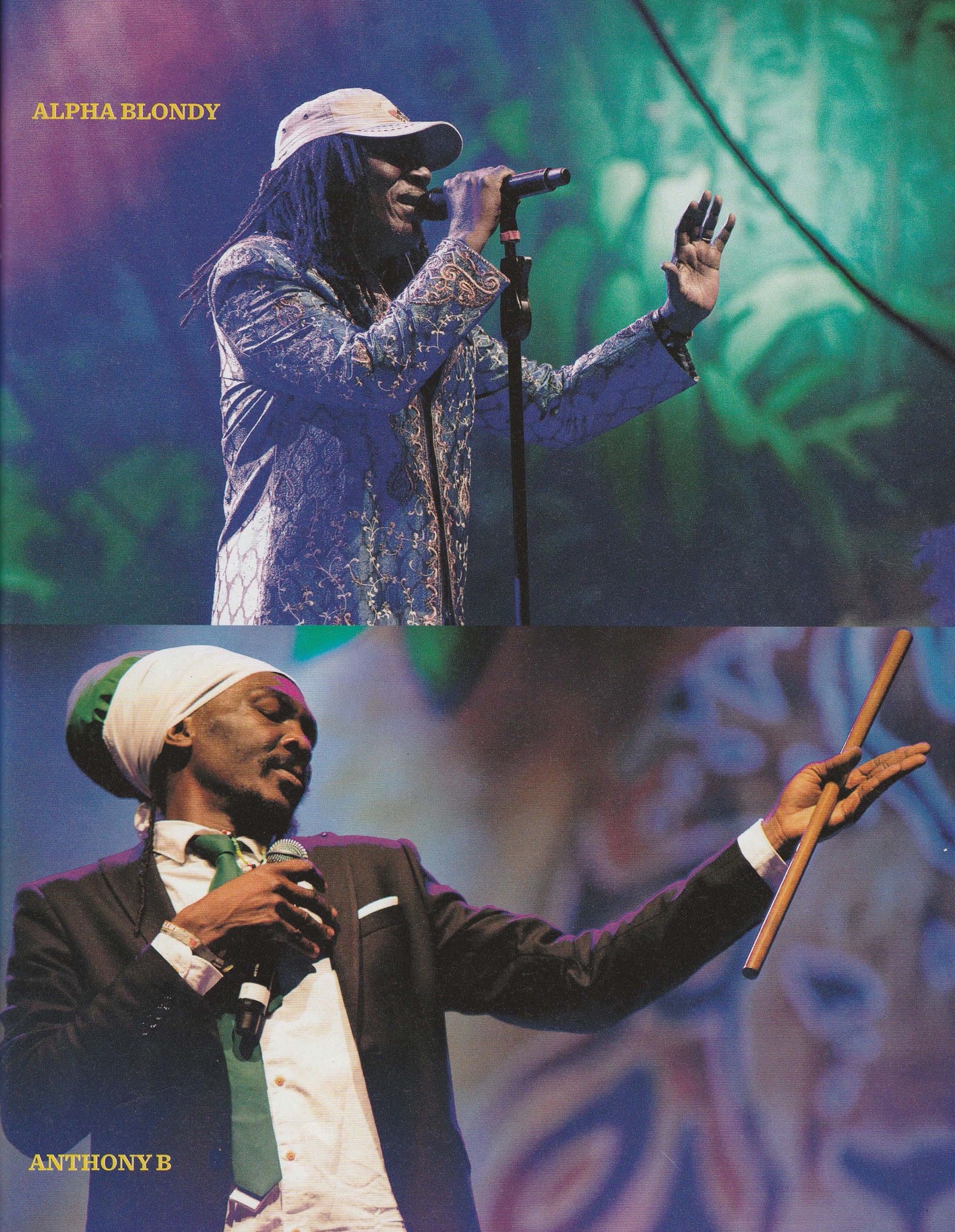 reggae vibes #38 page droite